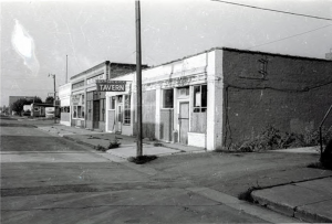 West side Woody St 1968