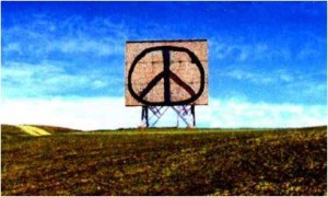 Missoula Peace sign
