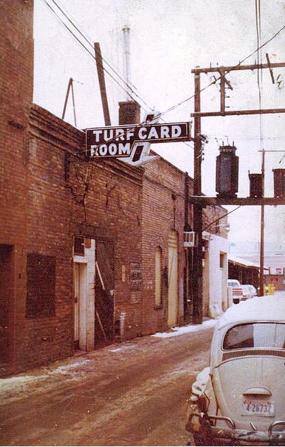 Turf Card Room 1960s